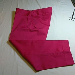 Banna Republic ladies cropped pants